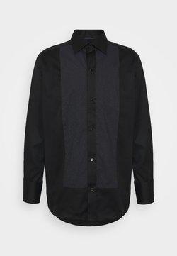 Eton - CONTEMPORARY GLITTER FRONT SHIRT - Camicia - black
