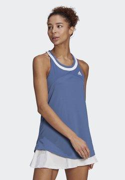 adidas Performance - T-shirt sportiva - blue