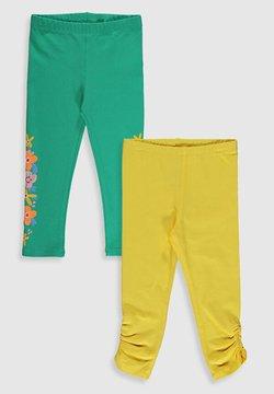 LC Waikiki - 2 STÜCK - Legging - yellow