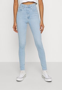 Levi's® - MILE HIGH SUPER SKINNY - Jeans Skinny Fit - naples shine