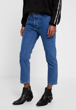 Levi's® - 501® CROP - Straight leg -farkut - jive stonewash