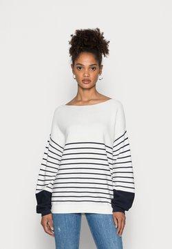 Esprit - Strickpullover - off white