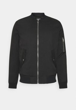 Jack & Jones - JJBILL JACKET - Bombertakki - black