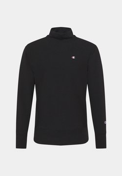 Champion Reverse Weave - HIGH NECK  - Sweater - black
