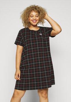 Fila Plus - WINONA TEE DRESS - Jerseykleid - black