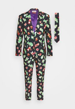 OppoSuits - NINTENDO™ SUIT SET - Anzug - black