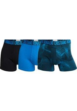 Cristiano Ronaldo CR7 - 3 PACK - Panties - schwarz/blau