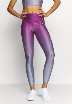 Good American - OMBRE CONTOUR LEGGING - Trikoot - sunset