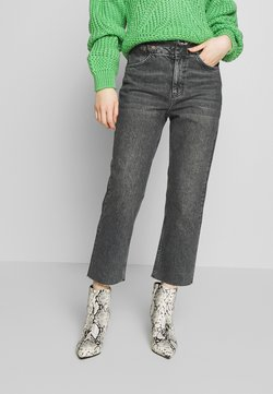 Topshop - RAWWB - Relaxed fit jeans - washed black