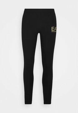 EA7 Emporio Armani - Leggings - Trousers - black