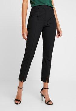 Forever New - MIKA SPLIT - Pantalon classique - black