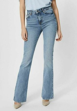 Vero Moda - Jeans bootcut -  light blue
