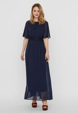 Vero Moda - VMSALLY MAXI DRESS - Ballkleid - Navy Blue