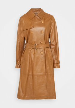 Alberta Ferretti - Leather jacket - brown