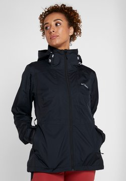 Columbia - WINDGATES JACKET - Hardshelljacke - black