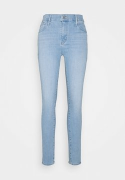 Levi's® - 720 HIRISE SUPER SKINNY - Jeans Skinny Fit - galaxy piece of cake