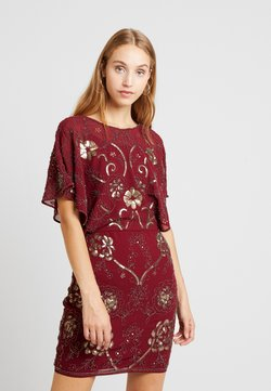 Molly Bracken - Robe de soirée - dark red
