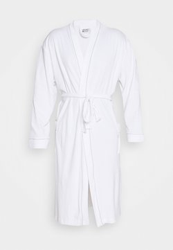 Jockey - BATHROBE - Dressing gown - white