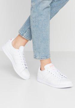 adidas Originals - STAN SMITH - Sneaker low - footwear white/glow pink