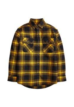 Next - CHECK - Hemd - yellow