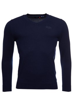 Superdry - Maglione - carbon navy marl
