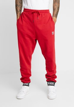 Karl Kani - RETRO TRACKPANTS - Jogginghose - red