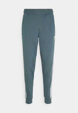 adidas Originals - STRIPES PANT - Jogginghose - bluoxi