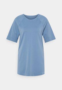 NU-IN - SHORT SLEEVE TRAINING  - T-shirt basic - blue