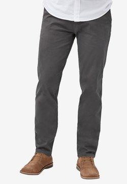 Next - SLIM FIT - Chinot - dark grey