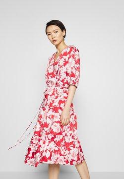 Rebecca Minkoff - MARY DRESS - Day dress - red multi