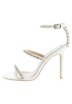 PRIMA MODA - VECCHIA - Sandaletter - white