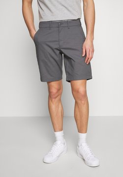 Abercrombie & Fitch - Shorts - grey geo