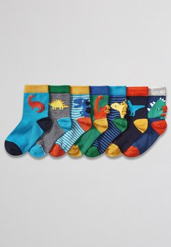 Next - 7 PACK  - Socken - blue