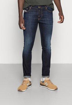 Diesel - YENNOX - Slim fit jeans - dark blue denim