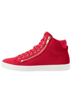 ALDO - KECKER - Sneaker high - red