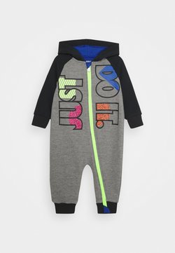Nike Sportswear - FLY HOODED COVERALL - Combinaison - carbon heather