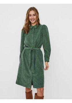 Vero Moda - Korte jurk - dark ivy