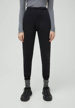 PULL&BEAR - Jogginghose - black