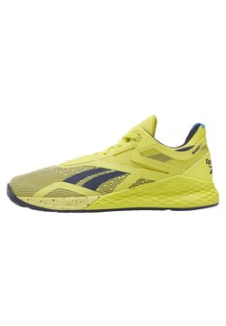 Reebok - REEBOK NANO X SHOES - Zapatillas de running estables - green