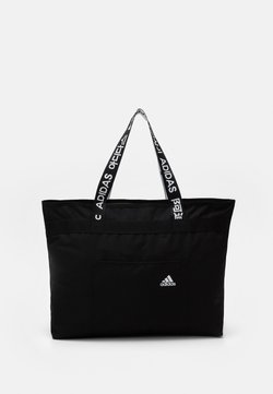 adidas Performance - Sporttasche - black/black/white