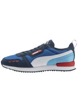 Puma - R78 UNISEX - Sneaker low - palace blue-dark denim-white