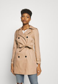 ONLY - ONLMEGAN  - Trench - beige