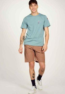 CYCLO CLUB MARCEL - T-shirt print - blue