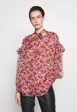 TWINSET - BLUSA CON TOP - Bluse - multi coloured