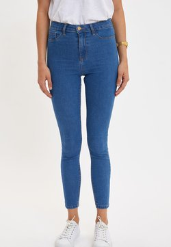 DeFacto - ANNA  - Jeansy Skinny Fit - blue