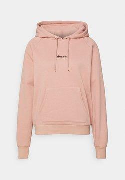 NU-IN - OPEN BACK GENESIS HOODIE - Sweater - pink