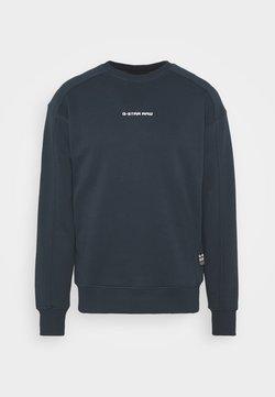G-Star - REINFORCED CREW - Sweatshirt - legion blue