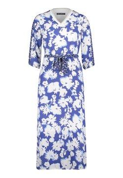 Betty Barclay - Freizeitkleid - blau/weiß