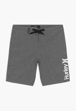 Hurley - Swimming shorts - black heather
