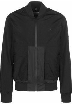 Calvin Klein Jeans - TECHNICAL - Giubbotto Bomber - ck black